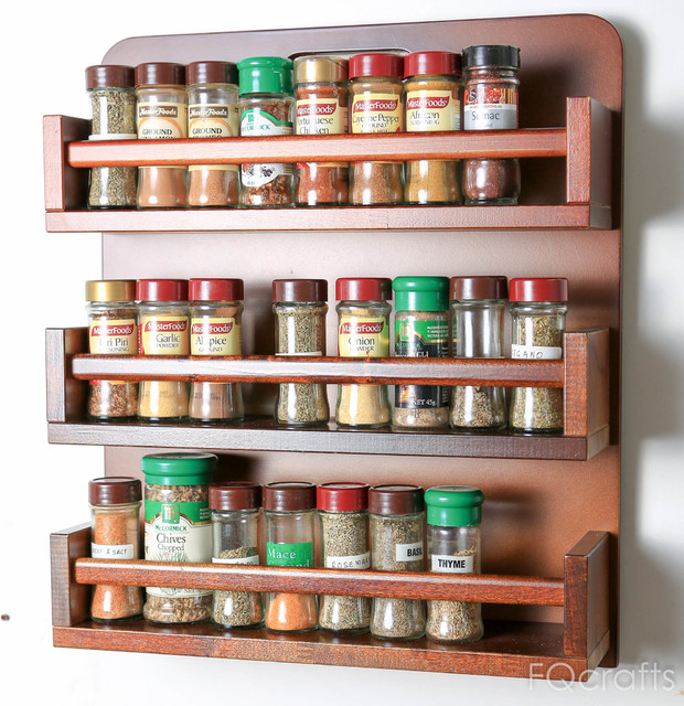 24 Latest Designs Amp Patterns For Your New Spice Rack