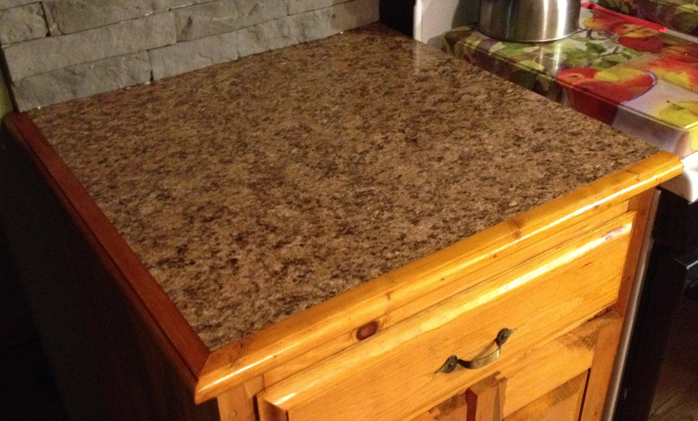 20 Ideas for Installing a Wooden Countertop at Your Home Patterns ...