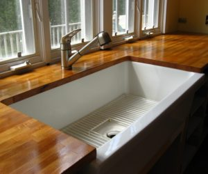 wood countertops images