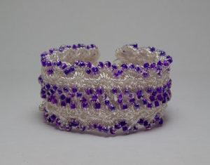 crochet bracelet easy