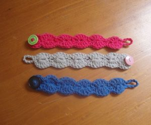bracelet patterns to crochet