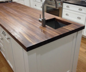 wood countertops ideas