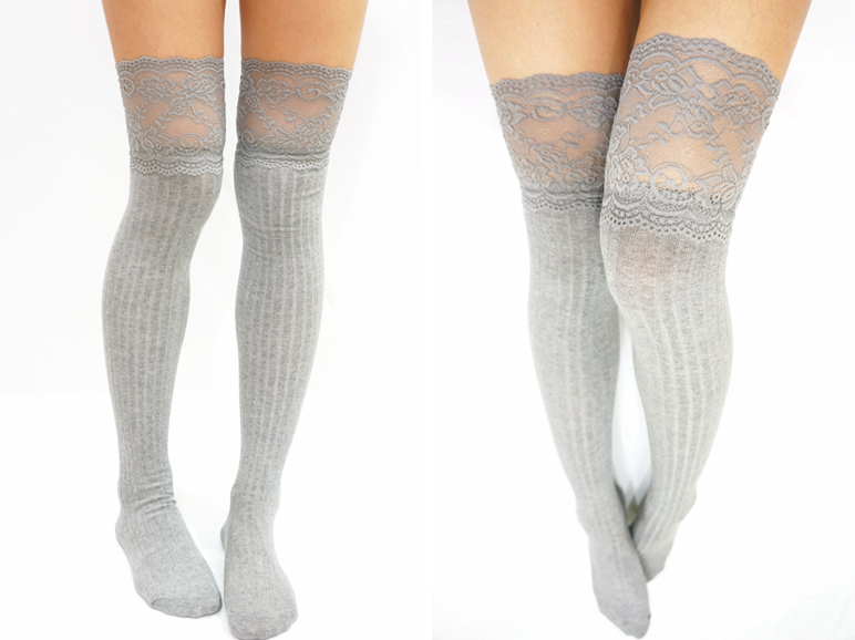 11 Different Patterns For Knee High Socks Patterns Hub