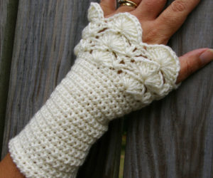 Crochet Fingerless Gloves Pattern Free