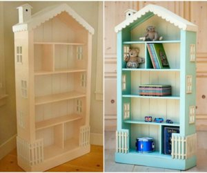 dollhouse bookcase big lots