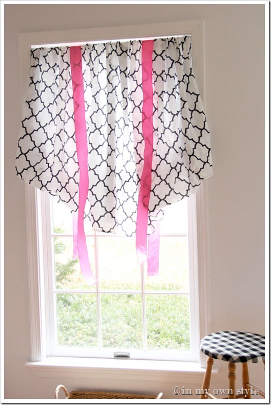34 Inspiring No Sew Curtains For Your Windows Patterns Hub