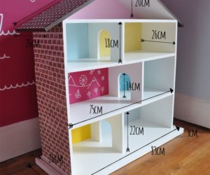 dollhouse bookcase foremost