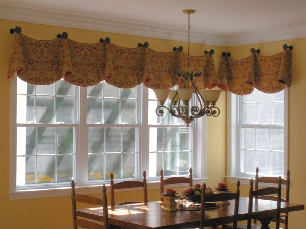 38 Creatively Sober Burlap Valance Patterns Hub