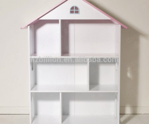 dollhouse bookcase wood