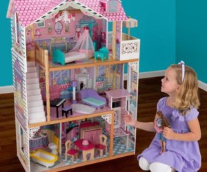 dollhouse storage bookcase