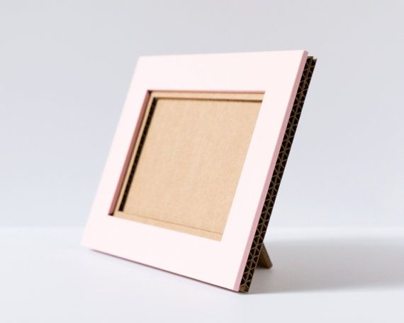27 Supercool Cardboard Picture Frames To Make - Patterns Hub