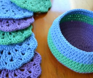 Coaster Crochet Pattern