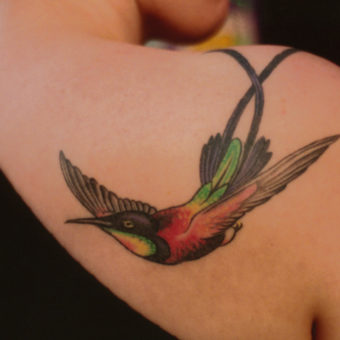 Birds Tattoos for Women