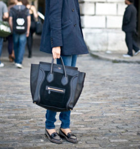 BIg Bags Street Style