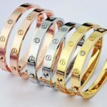 9 Cartier Love Bracelet for Lovelies