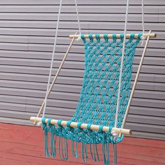 crochet pattern hammock chair
