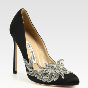 Manolo Blahnik Shoes Stylish & Comfortable