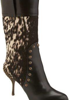 Sergio Rossi  Mid-calf Winter Boots