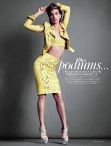 Vogue models 9