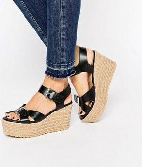 Wedge Sandals 6