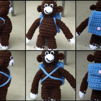 crochet backpack patterns free