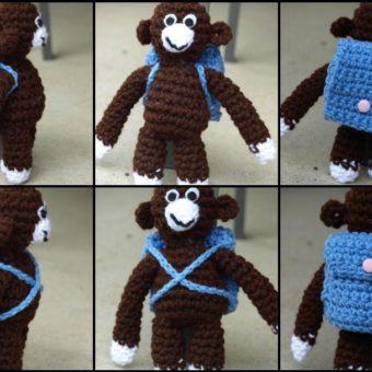 crochet backpack patternsfree