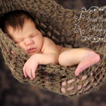 crochet baby hammock pattern free