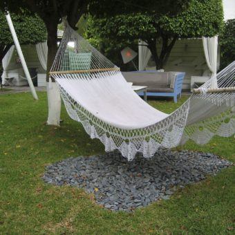 crochet hammock swing pattern