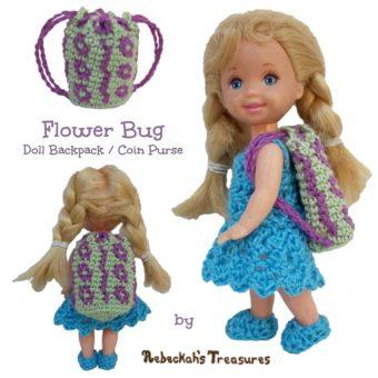crochet backpack bag pattern