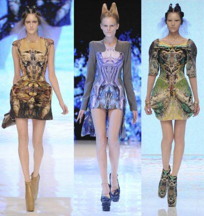Alexander Mcqueen Designer Shoes and Dresses