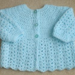 crochet vest pattern for child