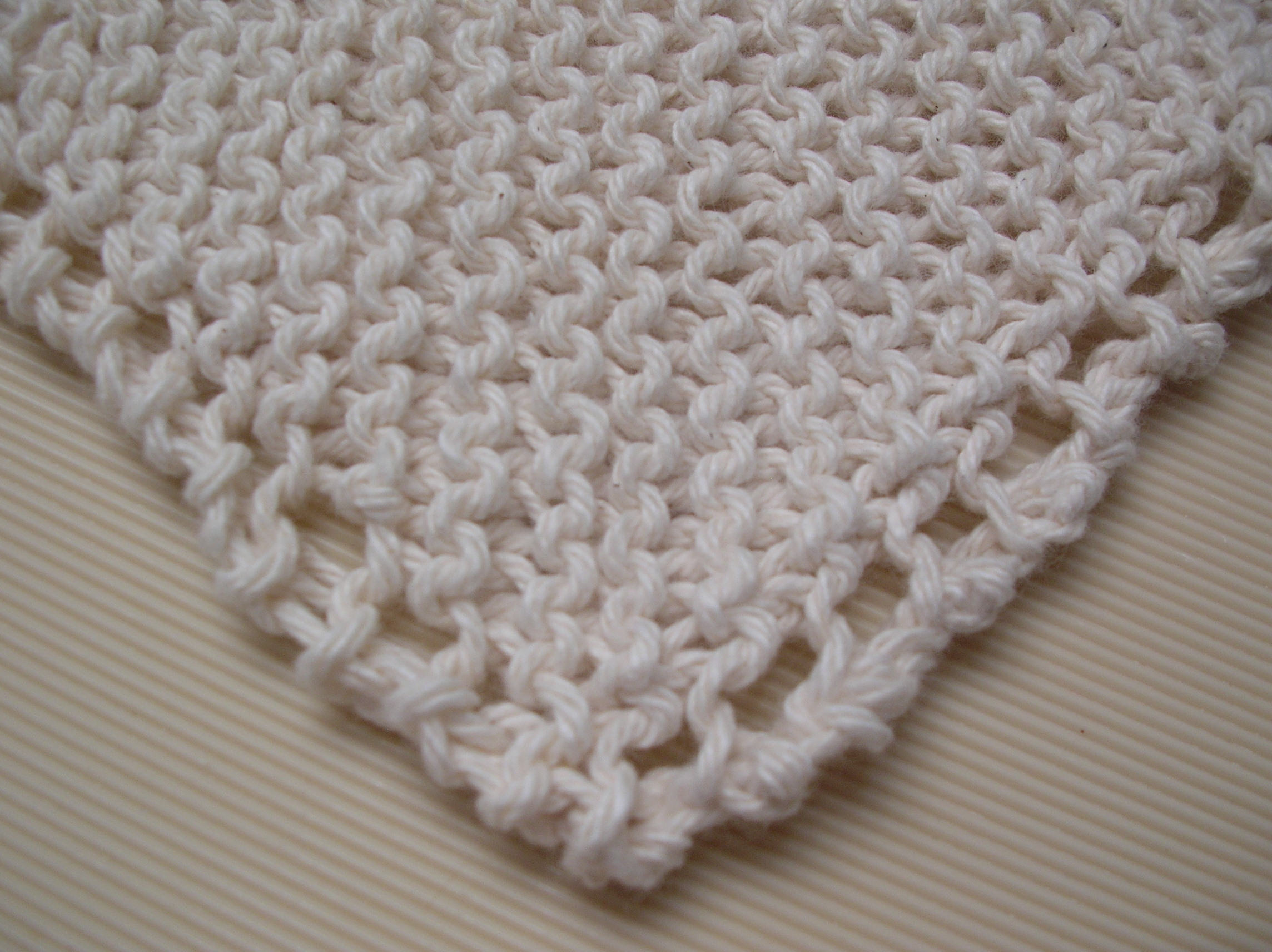 Crochet Patterns Cotton Yarn : 34 New Crochet Dishcloth Patterns For Free Patterns Hub