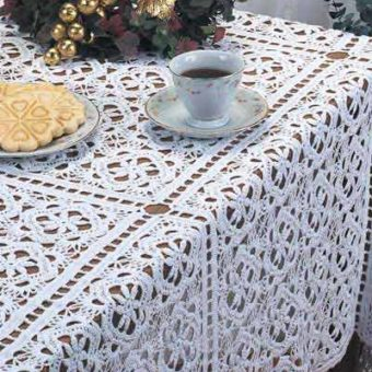 modern crochet table runner patterns