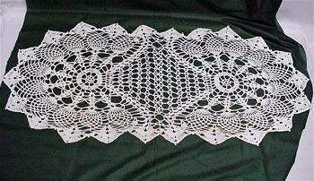 Just For You 17 Crochet Table Runner Patterns For Beginners