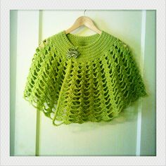 Free Crochet Patterns for Ponchos