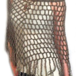Shimmer Poncho Pattern
