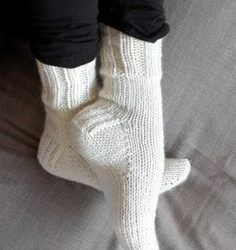 Crochet Sock Pattern Toe Up