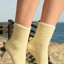 Free Crochet Sock Patterns
