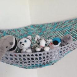 Macramé Toy Hammock Pattern