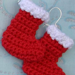 crochet earring patterns free