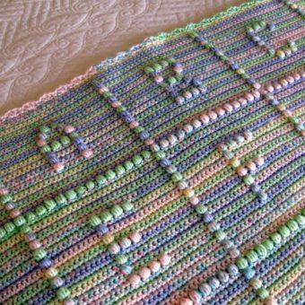 Crochet Alphabet Blanket Patterns