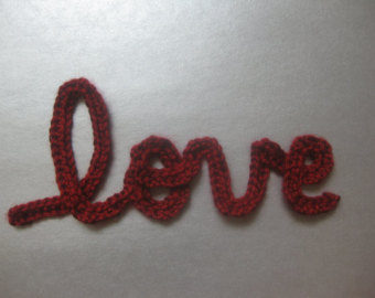 crochet cursive letter patterns