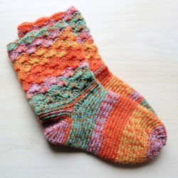 infant crochet sock patterns