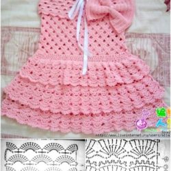 crochet patterns for baby skirts