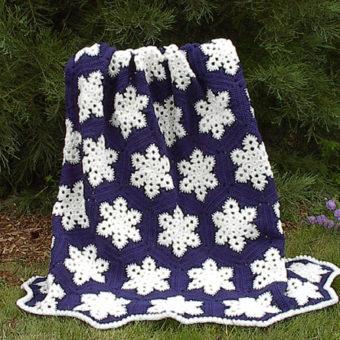 crochet snowflake patternsfor free