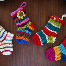 crochet sock patterns free