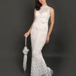 Patterns for Crochet Wedding Skirt