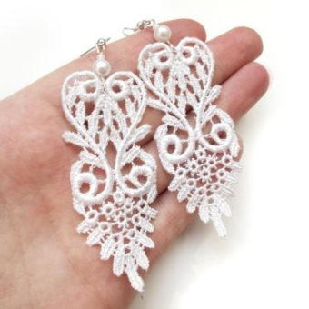 new crochet earring patterns