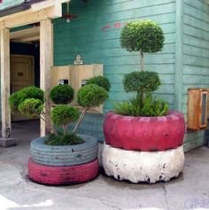 2 tier garden planters