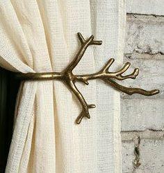 diy outdoor curtain tie back ideas